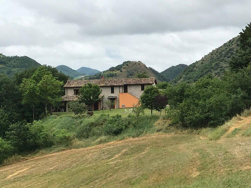 Casa Vinto, location de vacances à Cagli