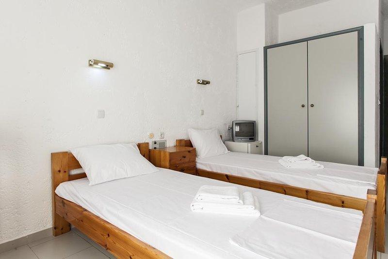 Hotel Solano Twin Room 1, casa vacanza a Agriana