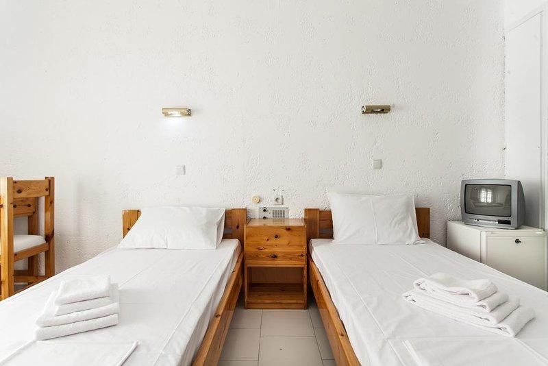 Hotel Solano Twin Room 2, casa vacanza a Agriana
