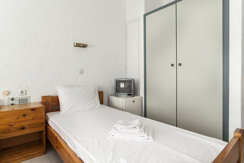 Hotel Solano Twin Room 5, casa vacanza a Agriana