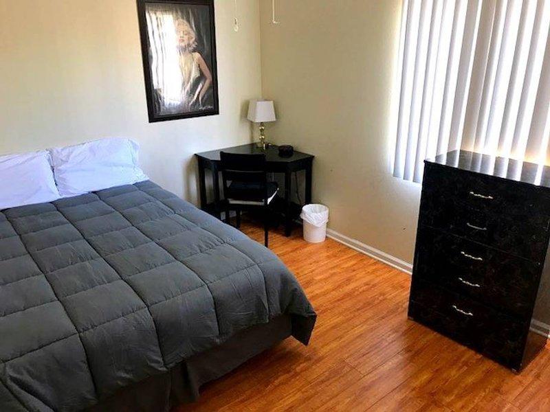 Camera da letto # 1 - letto matrimoniale
