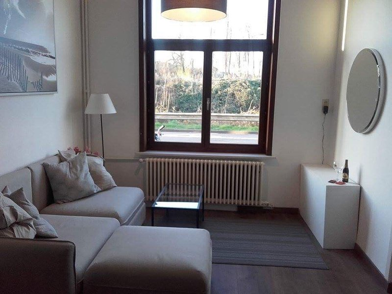Bruges House with High Ceilings and FREE PARKING, location de vacances à Beernem