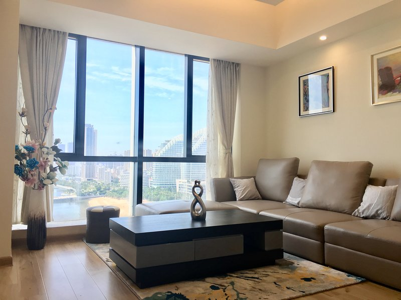 One Bedroom with Ocean View at Garden Hotel, holiday rental in Zhanjiang