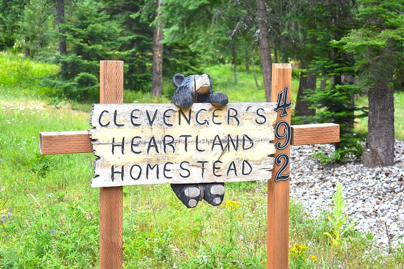 Heartland Homestead, holiday rental in Priest River