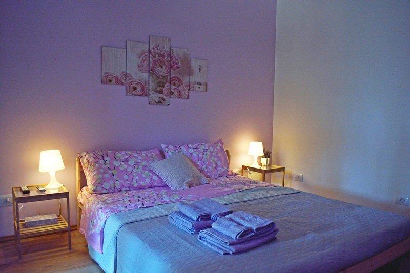 B&B MILUNA, holiday rental in Latina Lido