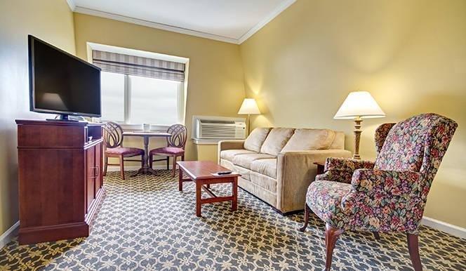 Soggiorno Deluxe Wyndham Bay Voyage Inn