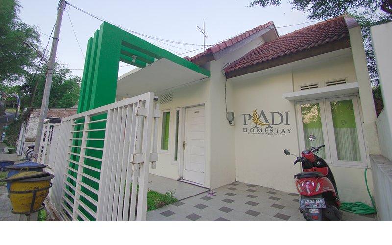 Padi Homestay Enjoy Your Day