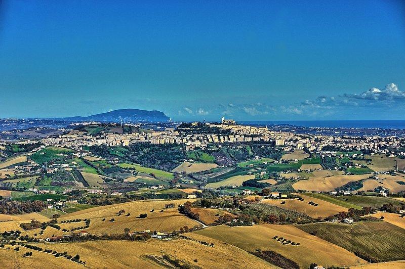 Alloggio 'La Fonte', holiday rental in Fermo