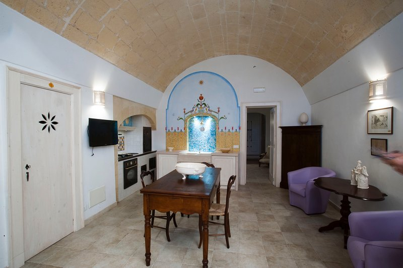 Residenza Il Mosaico - Grottaglie - Puglia, holiday rental in Villa Castelli
