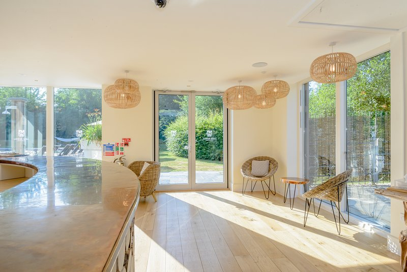 The private members Luxury Spa at The Lower Mill Estate - Guests only access