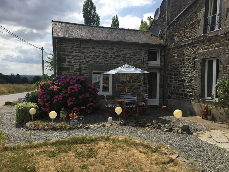 La Vieille Boulangerie Gite, vacation rental in Meneac