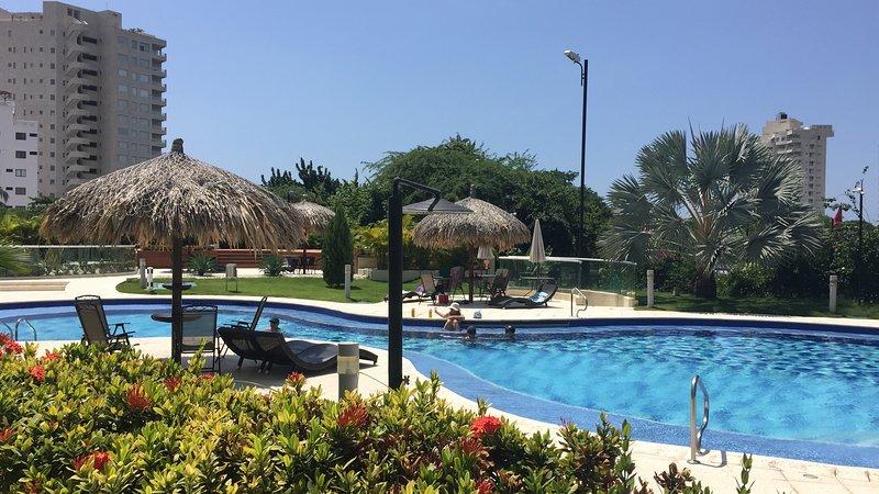 Apartamento Bello Horizonte, Santa Marta, alquiler de vacaciones en Gaira