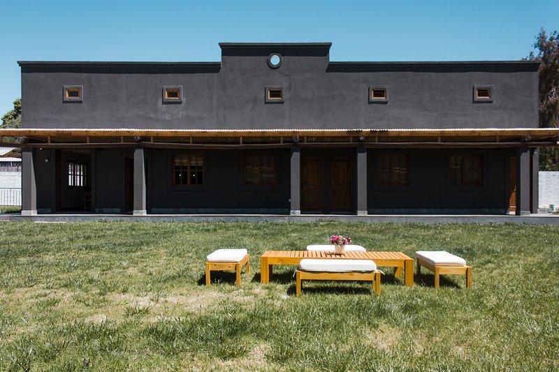 El Fulgor · Posada · Salón, vacation rental in Province of Mendoza