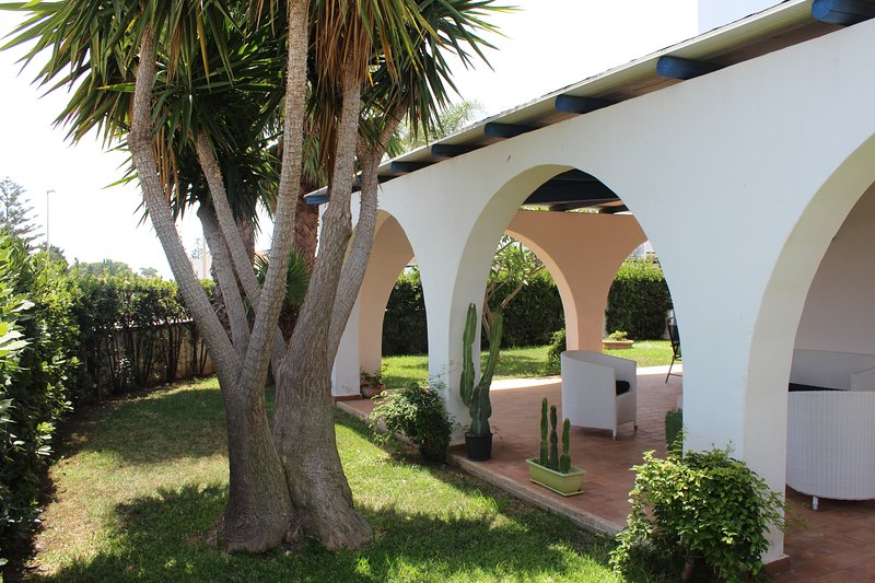 Casa Azzurra, holiday rental in Camemi