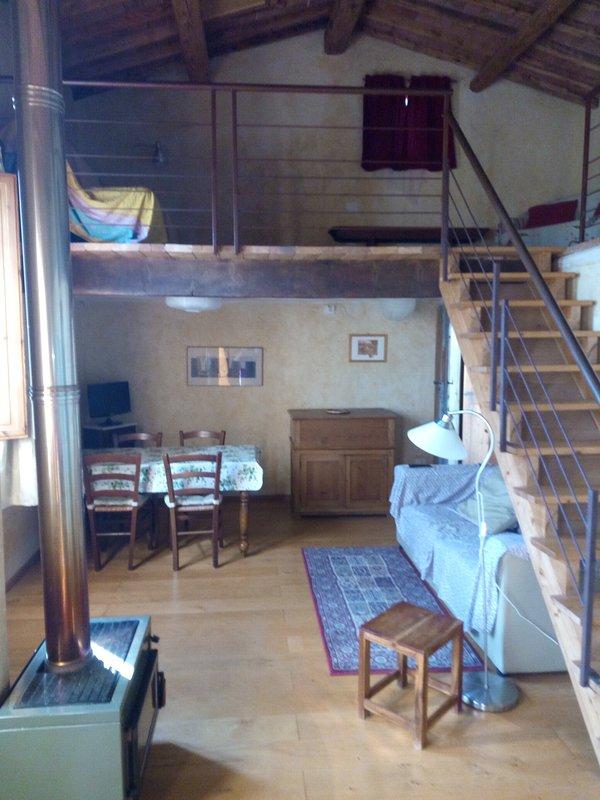 Casa al sole San Donnino, vacation rental in San Benedetto