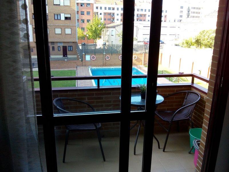 ESTUDIO BELLAVISTA, holiday rental in Logrono
