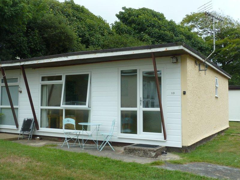 2 Bed Chalet in Kilkhampton  Bude Cornwall £600 per week in high season – semesterbostad i Kilkhampton
