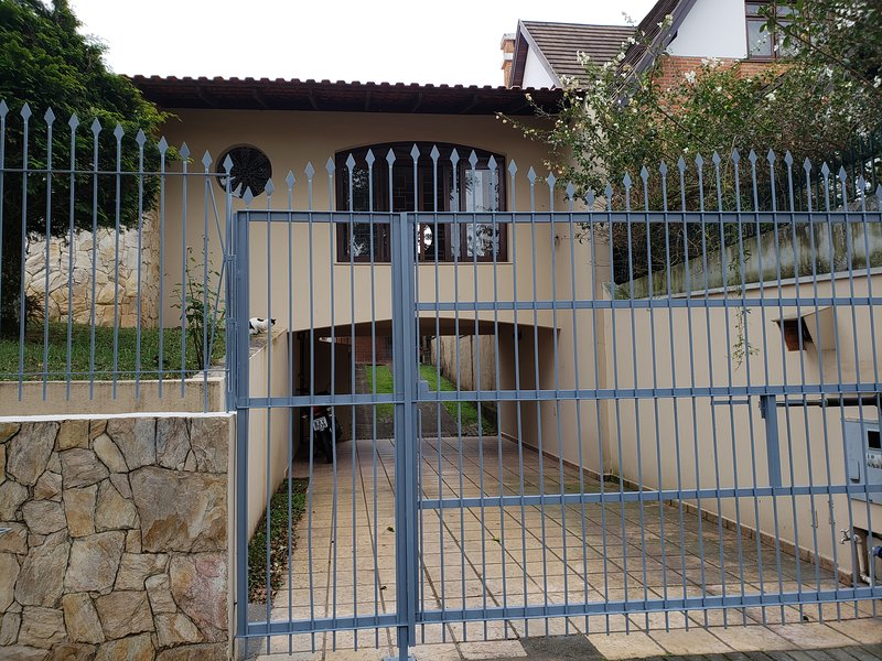 Área Externa de la Casa