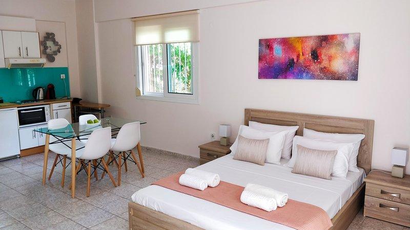 Studio Turquoise, holiday rental in Artemisia