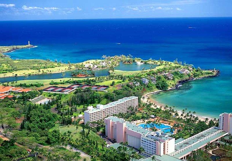 Beautiful Vacation Rental at Marriott's Kauai Beach Club, holiday rental in Lihue
