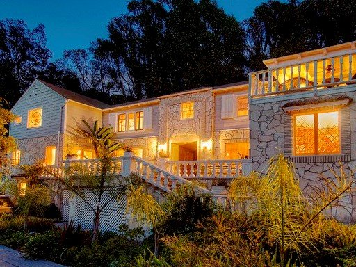 VERY PRIVATE Classic Hollywood Mansion, holiday rental in Beverly Hills