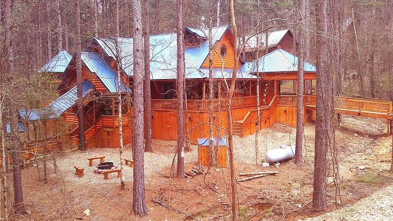 HILLTOP AQUA VISTA SOUTH EXT, vacation rental in Hochatown