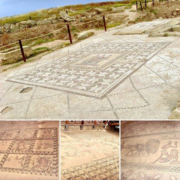 Parque Arqueológico de Kato Paphos