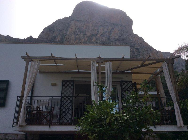 Terrazze in vacanza, location de vacances à Sferracavallo
