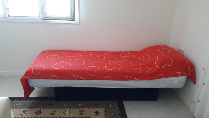 Extra guest bed in Double/Family Bedroom. Sleeps 3. Extra fee.
