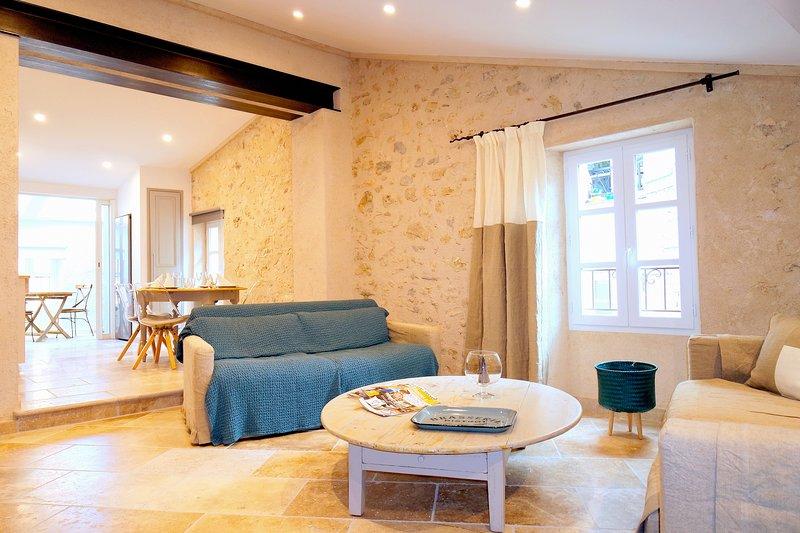 The Loft - Ma maison à Valbonne, vacation rental in Valbonne