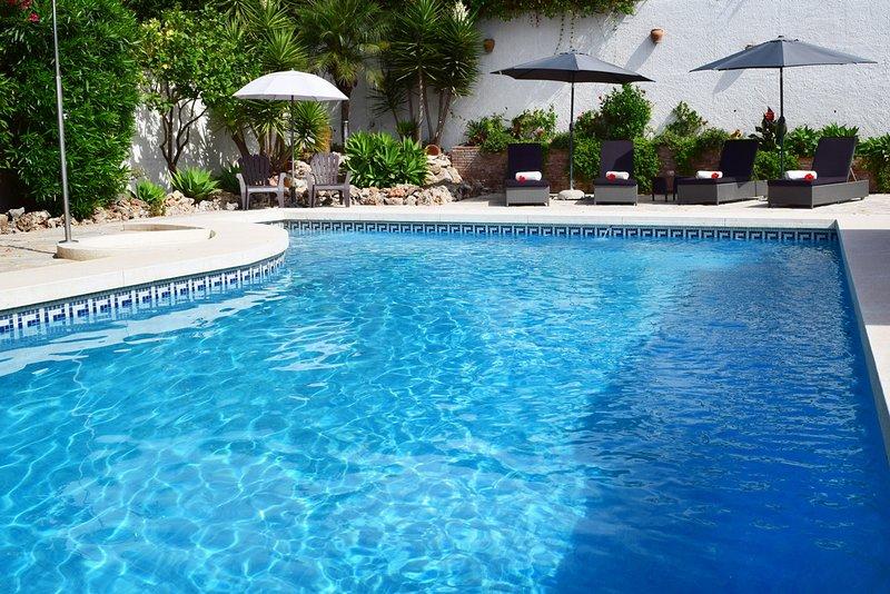 Villa Oliva, location de vacances à Periana