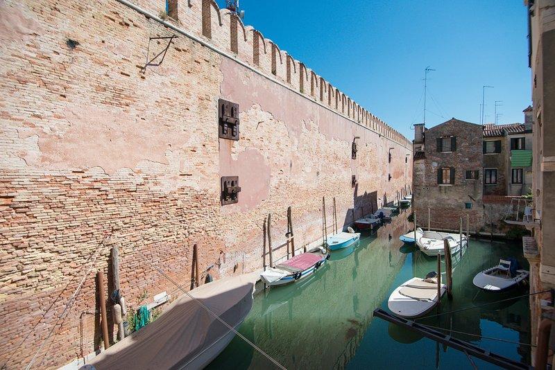 Casa Celsi – semesterbostad i Venedig