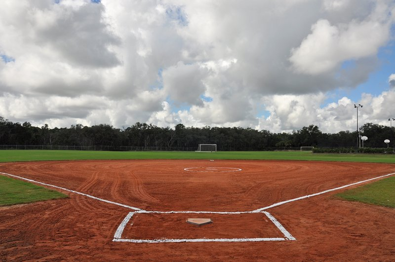 Sports' field, many outdoor activities!