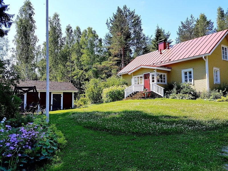 Sampola, holiday rental in North Karelia