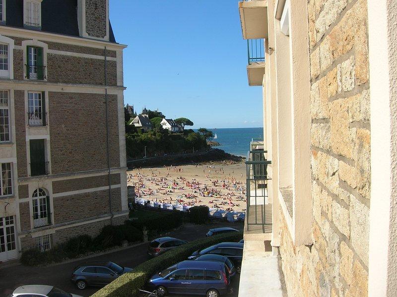 Appartement bord de mer, vacation rental in Dinard