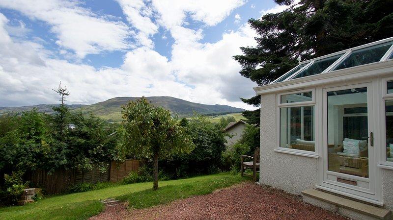 View Cottage, casa vacanza a St. Fillans