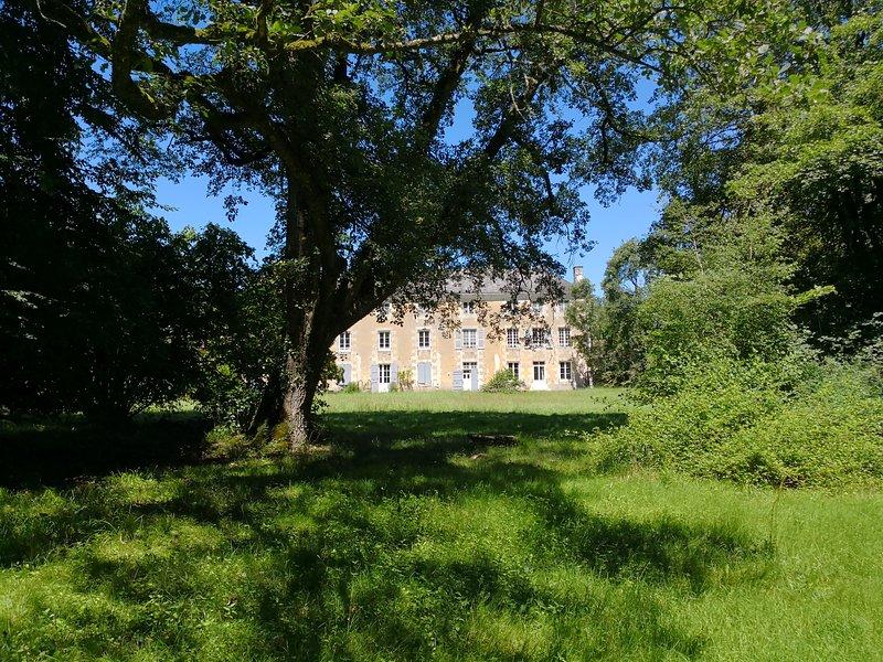 la vie de château au prix d'un hôtel, vacation rental in Chauvigny