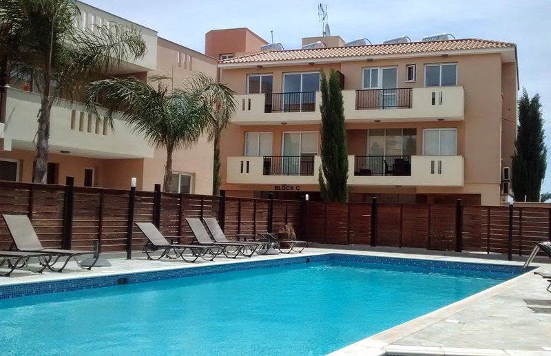 1 Bed Apartment Kiti, Larnaca.  For a relaxing holiday in a traditional village, holiday rental in Kiti