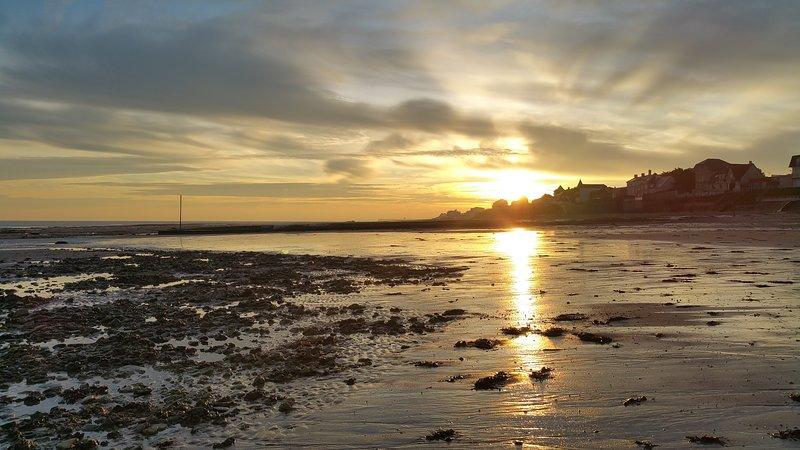 St Aubin on the sea