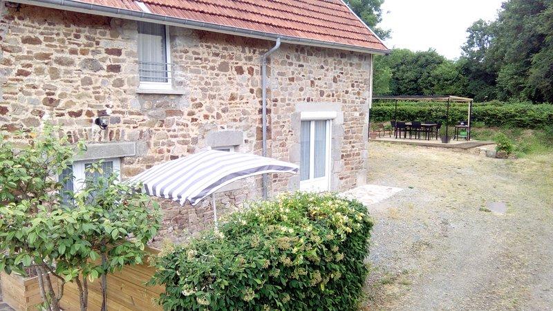 Le Gîte Les Saules à Saussey entre campagne et mer en Normandie