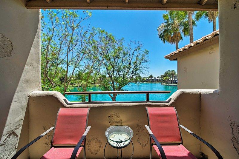 ¡Siga su pasión por los viajes a este alquiler de vacaciones en Chandler!