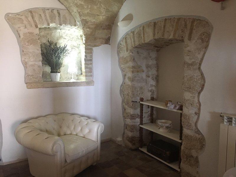 Terra della Baronia casavacanza Santo Stefano di Sessanio, holiday rental in Fontecchio