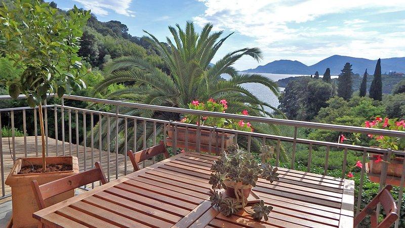 La Caletta, holiday rental in Tellaro