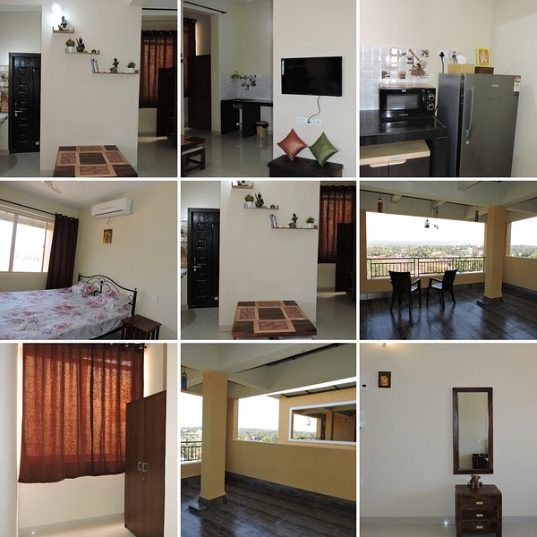 Panch Tattva Home, holiday rental in Mapusa