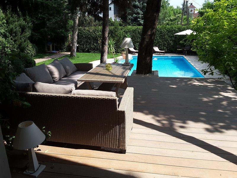 New Angel's Garden - Where angels come to rest, casa vacanza a Veszprem