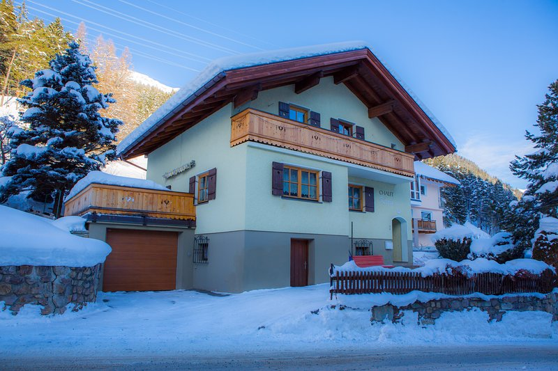 Chalet Karin, vacation rental in Lech