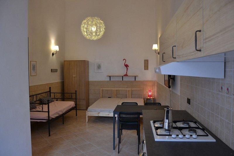 Casa Flamingo vicino al mare, vacation rental in Zapponeta