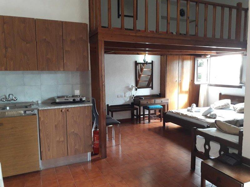 Villa Medusa Studio for Four, casa vacanza a Agriana