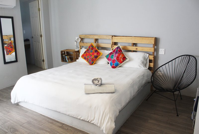Cómoda cama king size