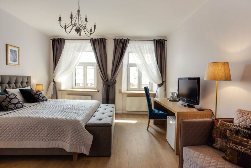 Stylish & Modern Studio Apartments Old Town - Raugyklos 5-6 #2, vacation rental in Vilnius County